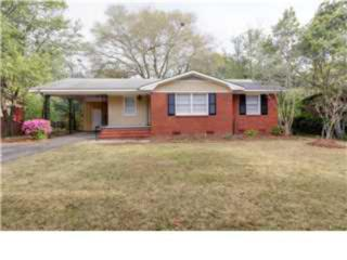 5322  Forest Park Dr  , Mobile, AL 36618 (MLS #211201) :: Jason Will Real Estate
