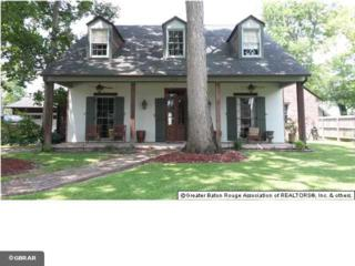 10945 N Oak Hills Pkwy  , Baton Rouge, LA 70810 (#B1410739) :: Darren James Real Estate Experts, LLC