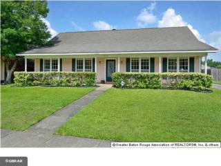 1949  Michel Delving Rd  , Baton Rouge, LA 70810 (#B1411976) :: Darren James Real Estate Experts, LLC