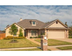 2909  Agee Court  , Bryan, TX 77808 (MLS #97863) :: The Traditions Realty Team
