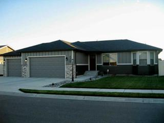 5328  Frontier Dr.  , Billings, MT 59101 (MLS #245007) :: RE/MAX of Billings