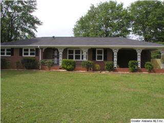 631  Roxie Ave  , Oxford, AL 36203 (MLS #630086) :: The Mega Agent Real Estate Team at RE/MAX Advantage