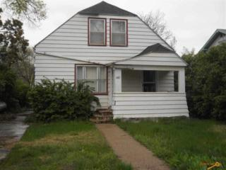342 S 6TH ST  , Hot Springs, SD 57747 (MLS #120875) :: The Rapid City Home Team