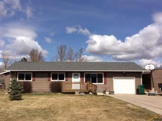 834  Rosilee Ln  , Rapid City, SD 57701 (MLS #122419) :: The Rapid City Home Team