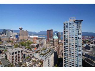 188  Keefer Place  3102, Vancouver, BC V6B 0J1 (#V1121297) :: RE/MAX City / Thomas Park Team