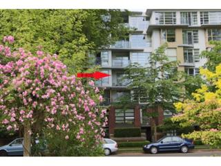2137 W 10TH Ave  405, Vancouver, BC V6K 2H7 (#V1124496) :: Keller Williams Realty