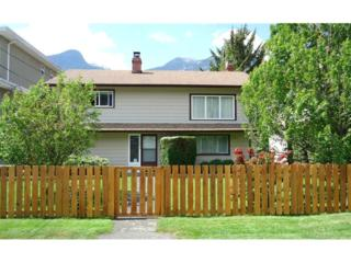 38055  Fifth Ave  , Squamish, BC V8B 0A2 (#V1124498) :: Keller Williams Realty