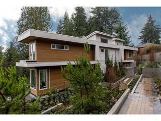 968  Duchess Ave  , West Vancouver, BC V7S 1T6 (#V1113525) :: RE/MAX City / Thomas Park Team