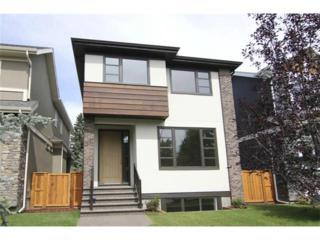2020  43 Avenue SW , Calgary, AB T2T 2N2 (#C4003365) :: The Cliff Stevenson Group