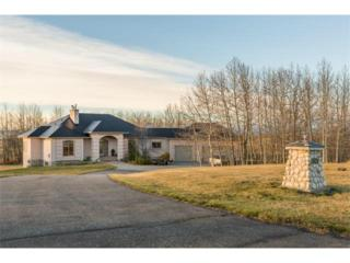 246  Lochend Drive  , Rural Rockyview County, AB T4C 2H2 (#C4003505) :: The Cliff Stevenson Group