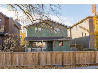 439  27 Avenue NW , Calgary, AB T2M 2H7 (#C4003506) :: The Cliff Stevenson Group