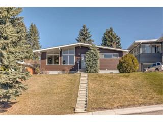 2740  Crawford Road NW , Calgary, AB T2L 1E1 (#C4006671) :: McInnis Realty Group