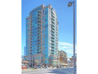 788  12 Avenue SW 409, Calgary, AB T2R 0H1 (#C4008453) :: The Cliff Stevenson Group