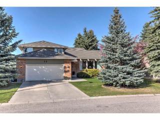 52  Deerbrook Road SE , Calgary, AB T2J 6L6 (#C4012024) :: Alberta Real Estate Group Inc.