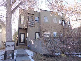 2435  29 Street SW 1, Calgary, AB T3E 2K3 (#C3655399) :: The Cliff Stevenson Group