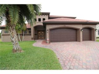 3502 NW 46th Pl  , CAPE CORAL, FL 33993 (MLS #215013709) :: American Brokers Realty Group