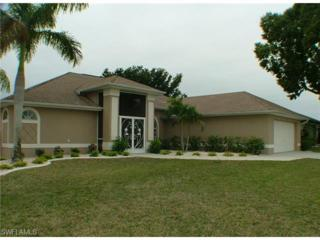 628 SE 19th St  , CAPE CORAL, FL 33990 (MLS #215013982) :: American Brokers Realty Group