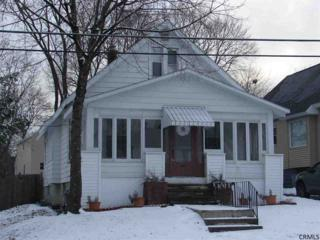 27  Clifford Rd  , Menands, NY 12204 (MLS #201501770) :: Eberle Real Estate Experts