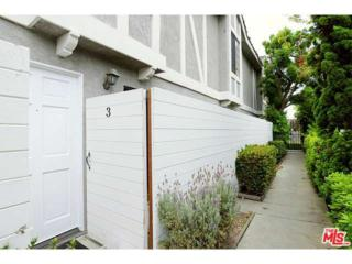 2519  Kansas Avenue  103, Santa Monica, CA 90404 (#14777945) :: The Fineman Suarez Team