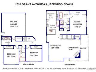 2520  Grant Avenue  1, Redondo Beach, CA 90278 (#SB14156834) :: Allison James Estates and Homes