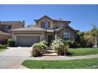 25054  Oliver Way  , Stevenson Ranch, CA 91381 (#SR14186385) :: Brian Melville – The Melville Team