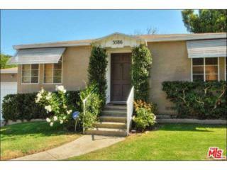 3586 S Bentley Avenue  , Los Angeles (City), CA 90034 (#14789641) :: Los Angeles Homes and Foreclosures