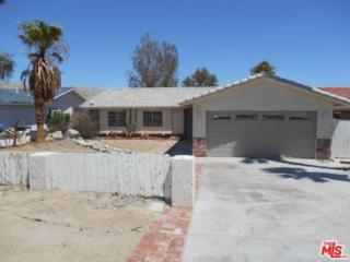 13122  Cholla Drive  , Desert Hot Springs, CA 92240 (#14789901PS) :: Los Angeles Homes and Foreclosures