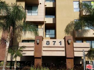 871  Crenshaw  306, Los Angeles (City), CA 90005 (#14790027) :: TruLine Realty
