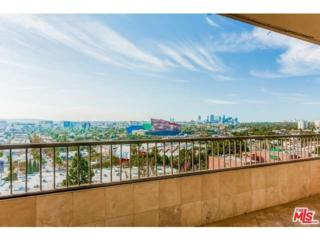 1100  Alta Loma Road  1106, West Hollywood, CA 90069 (#14790007) :: TruLine Realty