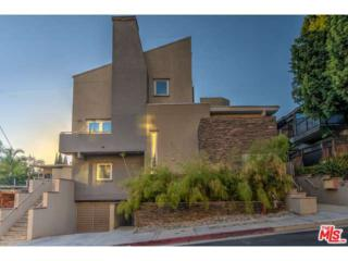 1145  Horn Avenue  D, West Hollywood, CA 90069 (#14806503) :: TruLine Realty