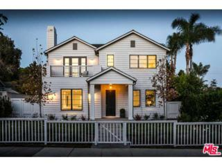 417  Euclid Street  , Santa Monica, CA 90402 (#14809175) :: Jesse de Leon Group -- Teles Properties