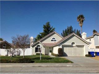 27741  Buckskin Drive  , Castaic, CA 91384 (#SR15016428) :: Brian Melville – The Melville Team