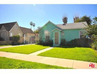 3747  Rosewood Avenue  , Mar Vista, CA 90066 (#15878595) :: Berman Kandel