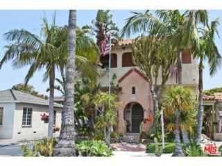 3116  Stanford Avenue  , Marina Del Rey, CA 90292 (#15889943) :: The Fineman Suarez Team