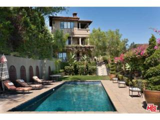 2670  Bowmont Drive  , Beverly Hills, CA 90210 (#14802601) :: TruLine Realty