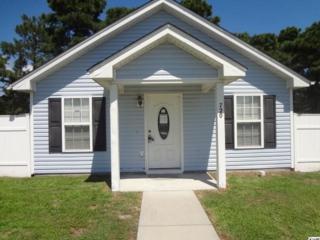 720  Ira Drive  , Myrtle Beach, SC 29579 (MLS #1416789) :: SC Beach Real Estate