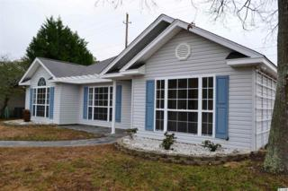 4240  Summit Trail  , Myrtle Beach, SC 29579 (MLS #1501029) :: SC Beach Real Estate