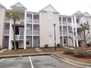 114  Fountain Pointe Ln  102, Myrtle Beach, SC 29579 (MLS #1501298) :: SC Beach Real Estate