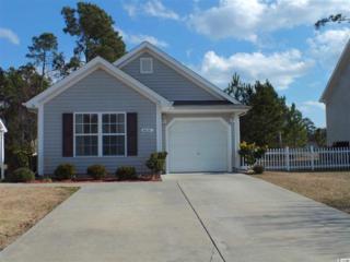 4616  Southgate Parkway  , Myrtle Beach, SC 29579 (MLS #1503842) :: SC Beach Real Estate