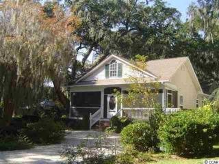 75  Berry Tree Lane  , Pawleys Island, SC 29585 (MLS #1507696) :: James W. Smith Real Estate Co.