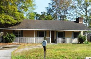 607  Goosecreek Drive  , Myrtle Beach, SC 29588 (MLS #1507777) :: SC Beach Real Estate
