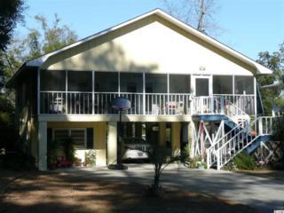 77  Channel Bluff  , Pawleys Island, SC 29585 (MLS #1507944) :: James W. Smith Real Estate Co.