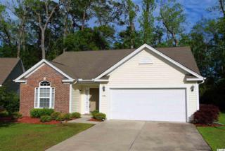 831  Riverward Drive  , Myrtle Beach, SC 29588 (MLS #1507991) :: SC Beach Real Estate