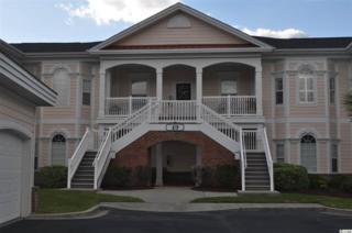 49  Avian Drive  102, Pawleys Island, SC 29585 (MLS #1509001) :: James W. Smith Real Estate Co.