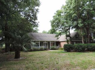 1181  Crooked Oak Drive  , Pawleys Island, SC 29585 (MLS #1510676) :: James W. Smith Real Estate Co.