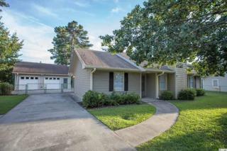 602  Goose Creek Drive  , Myrtle Beach, SC 29588 (MLS #1416751) :: SC Beach Real Estate