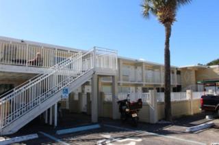2600 S Ocean Blvd. #106  106, Myrtle Beach, SC 29577 (MLS #1419512) :: SC Beach Real Estate