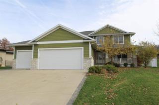 1107  Eagle Ridge  , Cedar Falls, IA 50613 (MLS #20143877) :: Amy Wienands Real Estate
