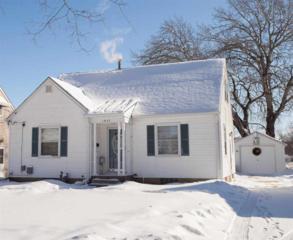1937 W 7th St.  , Waterloo, IA 50702 (MLS #20151466) :: Amy Wienands Real Estate