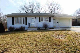 209 N Division  , Cedar Falls, IA 50613 (MLS #20151796) :: Amy Wienands Real Estate